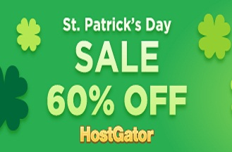 Hostgator 60% Off All New Hosting Plans!